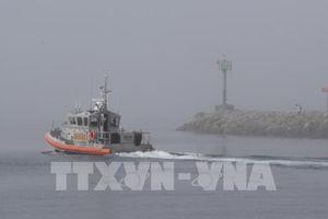 Ngừng tìm kiếm người mất tích vụ cháy tàu lặn ngoài khơi California