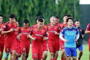 Đội hình dự kiến tuyển Việt Nam đấu Thái Lan: Công Phượng dự bị?
