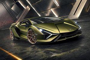 Lamborghini ra mắt siêu xe mạnh nhất lịch sử