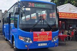 Lo mất cân đối ngân sách, TP.HCM khẩn cấp kiến nghị không tăng giá bán khí CNG cho xe buýt