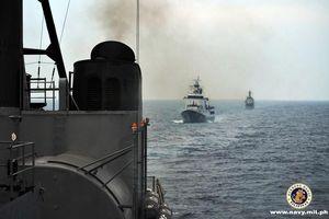 Brunei, Philippines, Việt Nam tập trận hải quân gần Biển Đông