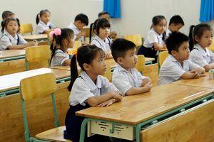 Nhận tài trợ gần 10 tỷ, dự án trường tại Bình Dương vui đón khai giảng
