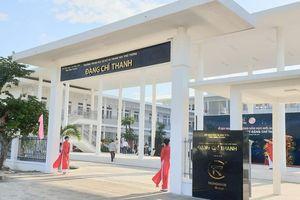 Ngày khai giảng đặc biệt của thầy trò ngôi trường mang tên anh hùng Đặng Chí Thanh