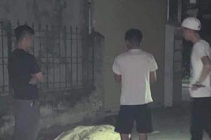 Hải Phòng: 'Phê' ma túy, người đàn ông dùng xe bò chở thi thể bạn ra đường rồi về nhà ngủ