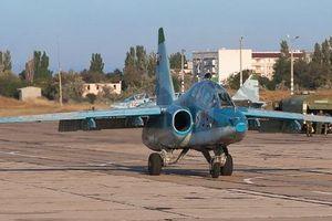 Chiến đấu cơ Su-25 bị hỏng ghế phóng, 2 phi công Nga thiệt mạng