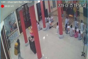 Đà Nẵng: Truy tìm đối tượng chuyên lấy trộm hòm công đức tại nhiều ngôi chùa