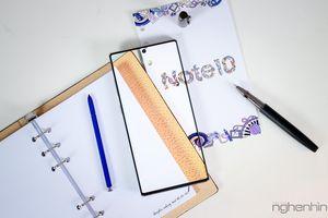 Bộ đôi tính năng mang đến sự khác biệt lớn cho Galaxy Note10