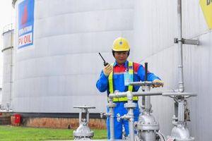 Giá dầu thô giảm sâu, PVN vẫn vượt chỉ tiêu tổng doanh thu