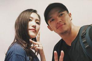 Trọng Hiếu bất ngờ xuất hiện tại 1 MILLION Dance Studio ở Hàn Quốc cùng biên đạo Ara Cho