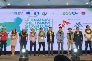 T-Farm đạt quán quân mảng Doanh nghiệp tại Vietnam Startup Day 2019