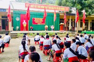 Nghệ An: 135 trường học lùi ngày khai giảng do ảnh hưởng của áp thấp nhiệt đới