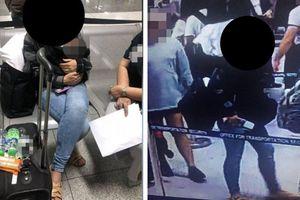 Philippines: Bắt giữ du khách Mỹ giấu trẻ sơ sinh trong hành lý