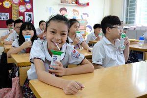 Sắp ban hành Thông tư về sữa học đường