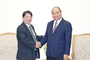 Thủ tướng tiếp Bộ trưởng Ngoại giao Nicaragua