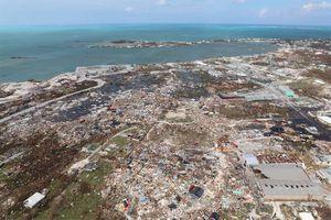 WFP ước tính hơn 76 nghìn người dân Bahamas cần hỗ trợ sau siêu bão Dorian