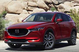 Mazda CX-5 2019 phiên bản động cơ tăng áp mới ra mắt có gì đặc biệt?