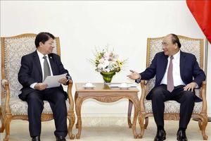 Thủ tướng Nguyễn Xuân Phúc tiếp Bộ trưởng Ngoại giao Nicaragua