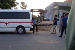 Quảng Ninh: Hai người đàn ông bị điện giật tử vong khi đang đổ bê tông