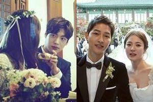 Đây là cách Song Song và Goo Hye Sun xử lý vụ ly hôn, Ahn Jae Hyun vẫn không xóa hình vợ trên MXH