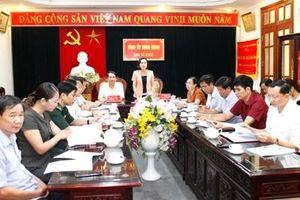 Góp ý vào Dự thảo Tờ trình và Báo cáo tổng kết 5 năm thực hiện Quy chế bầu cử trong Đảng