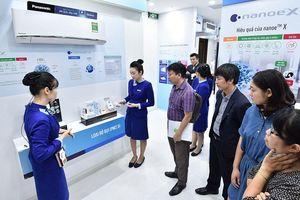 Panasonic khai trương Khu vực trưng bày Giải pháp không khí toàn diện tại Việt Nam