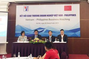 Hội thảo giao thương doanh nghiệp Việt Nam - Philippines