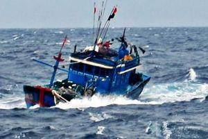 Tàu cá gặp nạn trên biển, 6 người chết và mất tích
