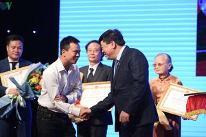 Toàn cảnh Lễ trao Giải thưởng Tiếng nói Việt Nam lần thứ 3 năm 2019