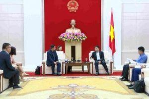 Quảng Ninh sắp đón 40 triệu USD vốn FDI từ nhà đầu tư Hàn Quốc