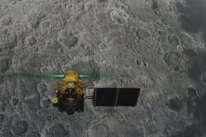 Tàu thám hiểm Ấn Độ thất bại khi đổ bộ lên Mặt trăng