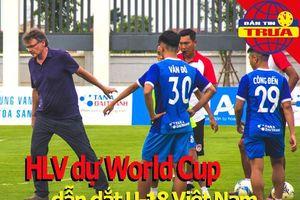 HLV dự World Cup dẫn dắt U-18 Việt Nam; Nadal vào chung kết