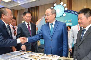 Bí thư Thành ủy TPHCM Nguyễn Thiện Nhân: Du lịch phát triển, người dân phải có lợi