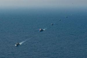 Hải quân Việt Nam xuất sắc hoàn thành nhiệm vụ tại tập trận Mỹ - ASEAN