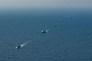 Ba bài học quý cho VN sau diễn tập hàng hải ASEAN - Mỹ lần đầu