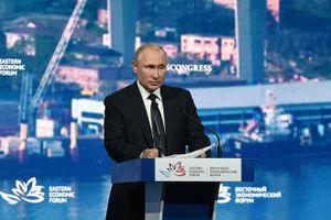 Tổng thống Putin đề xuất đưa Nga, Trung Quốc vào G7