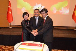 Long trọng kỷ niệm 74 năm Quốc khánh 2/9 tại Thổ Nhĩ Kỳ