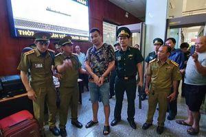 Tên tội phạm bị truy nã quốc tế 'sa lưới' ở Quảng Trị