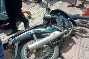 Xác định danh tính đối tượng cầm súng cướp ngân hàng tại Hà Nội
