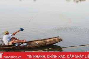 Sau mưa lũ, Hà Tĩnh kịp thời xử lý hơn 1.300 ha nuôi trồng thủy sản bị ngập