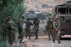 Mưu đồ của Israel trong cuộc đụng độ ở biên giới Lebanon