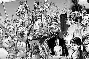 Thảm kịch của vị vua duy nhất chết trận trong sử Việt Nam