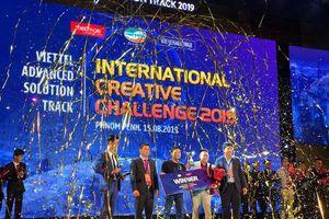 Sắp diễn ra Chung kết quốc tế Cuộc thi khởi nghiệp toàn cầu VietChallenge 2019