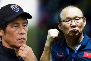 HLV Nishino không hiểu tuyển Thái Lan bằng HLV Park Hang Seo?