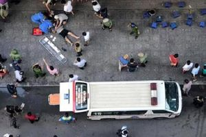 Vụ nổ ở chung cư Linh Đàm: Không phát hiện dấu hiệu liên quan khủng bố