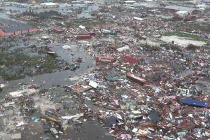 Lo ngại thương vong tăng cao sau siêu bão tại Bahamas