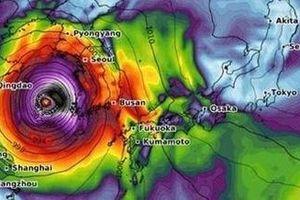 Hủy, lùi giờ khởi hành nhiều chuyến bay đến Hàn Quốc do bão Lingling