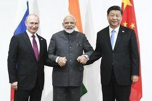 Tổng thống Putin nói Nga muốn vào lại G7 cùng Trung, Ấn