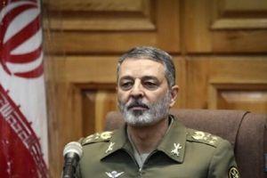 Iran cảnh báo lực lượng nước ngoài ở vùng Vịnh