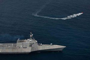 Mỹ điều chiến hạm tối tân tới Ấn Độ Dương - Thái Bình Dương thách thức Trung Quốc