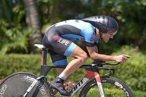 Loic Desriac giành áo vàng chung cuộc giải xe đạp VTV cúp Tôn Hoa Sen